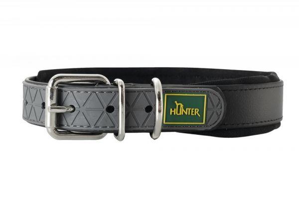 HUNTER Hundehalsband Convenience Comfort V2 schwarz