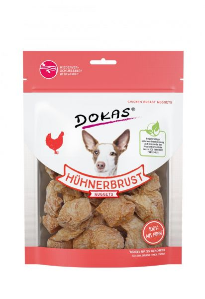 DOKAS Hühnerbrust Nuggets 110g