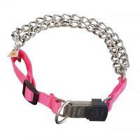 SPRENGER Halskette mit Nylon pink