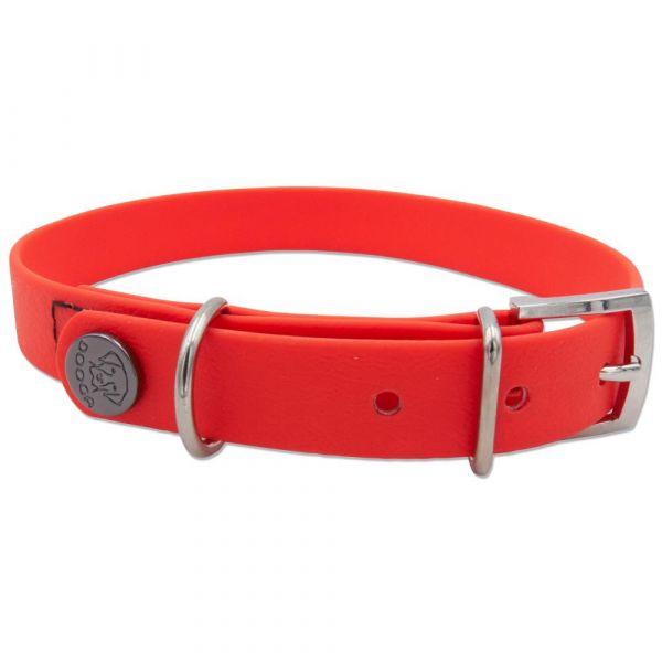 DOOGA betaCare Halsband Rot