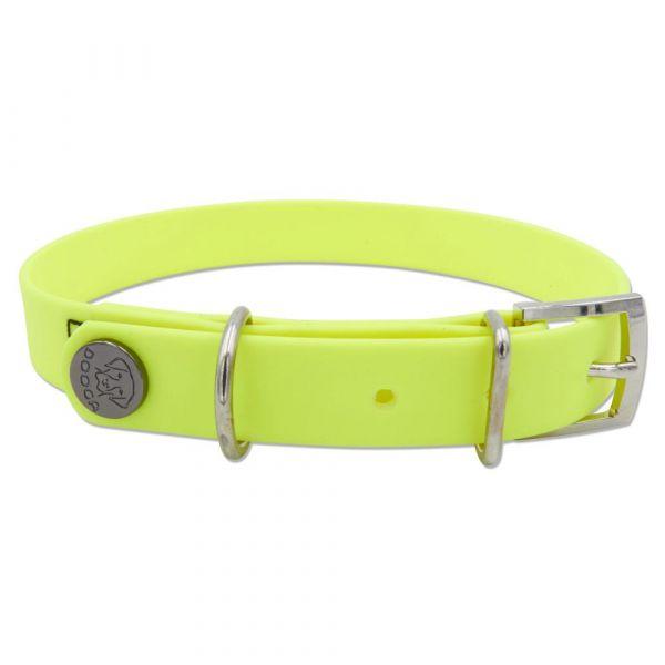 DOOGA betaCare Halsband Neongelb