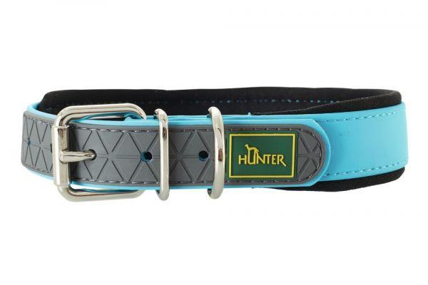 HUNTER Hundehalsband Convenience Comfort V2 türkis