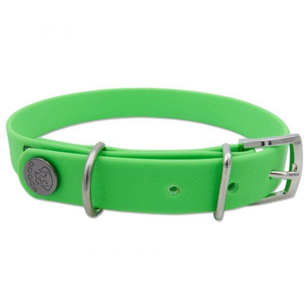 DOOGA betaCare Halsband Neongrün